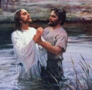 Batismo: uma mudança de caráter!