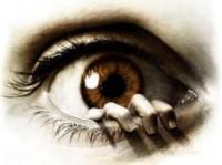 Os olhos são a lâmpada do corpo