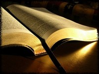 Eu vi rasgarem a Bíblia!