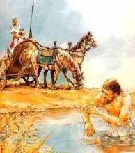 Naamã e a Cativa: duas formas de existência