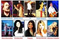 Os cantores de músicas evangélicas nas paradas de sucesso