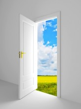 """Ele abre e ninguém fecha."" (Apocalipse 3.7)"