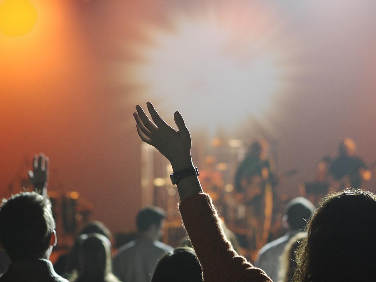 Entretenimento e adoração