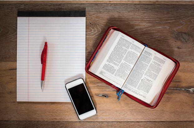 estudar a bíblia online